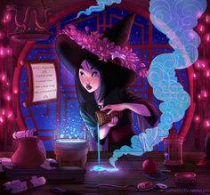 Witch Mulan