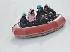 Woodbury Ski Area :: Snow Tubing