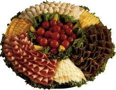 Meat and Cheese Tray Ideas   meat cheese tray everybody s favorites all together on one tray ...