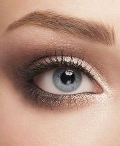 Eye shadow techniques