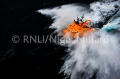Taken from The Lifeboat: Courage on our Coasts book and exhibition