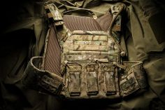 Grey Ghost Gear Plate Carrier by Stickman