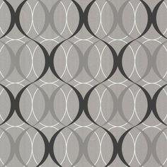 Beacon-House-450-67349-Circulate-Retro-Orb-Wallpaper-Silver