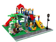 Lego Playground | i miss those days... | L.G. Orlando | Flickr