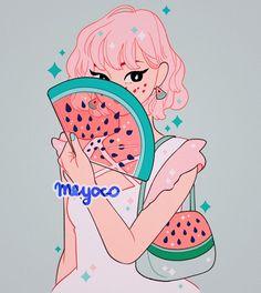 style i love Arte Do Kawaii, Kawaii Art, Cute Art Styles, Cartoon Art Styles, Arte Copic, 8bit Art, Japon Illustration, Cute Kawaii Drawings, Kawaii Wallpaper