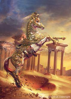 Horse by Vasylina