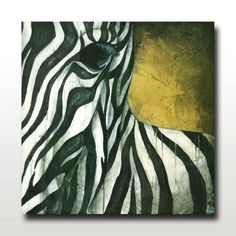 Zebra Print Limited Edition Signed Print African by BrittsFineArt, $24.95