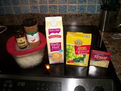 Rice Pudding in the Crock-pot