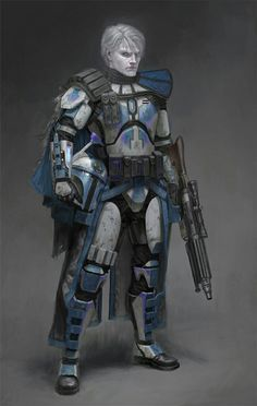 Soren Diederik by B-Dunn on DeviantArt After seeing the force awakens i couldn't help but think (as he's my favourite character) were they could take Boba Fett with his own film. I would actually like to see a Fett and solo film more th… Star Wars Characters Pictures, Star Wars Pictures, Star Wars Images, Star Wars Concept Art, Star Wars Fan Art, Boba Fett, Figuras Star Wars, Mandalorian Cosplay, Mandalorian Skull