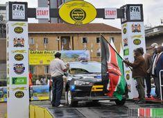 """""""Pierino l' Africano"""" un Italiano al Safari Rally 2018"""