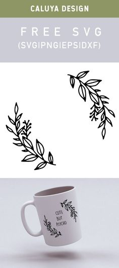 Free Botanical Wreath SVG, PNG, EPS & DXF by Caluya Design. Compatible with Cameo Silhouette, Cricut and other major cutting machines! Perfect for your DIY projects, Giveaway and personalized gift. Perfect for Planner customization! Cricut Craft Room, Cricut Vinyl, Vinyl Decals, Cricut Fonts, Wall Stickers, Wall Decals, Wall Art, Free Printable Clip Art, Clip Art Free