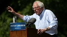 BREAKING: Bernie calls for a re canvass of the Kentucky vote. That's right count every vote! Results currently show that Clinton beat Sanders by by half of a percentage point. Cnn Breaking News, Bernie Sanders For President, State Of Oregon, Adopting A Child, New Hampshire, Stand Up, Rally, Equality, Kentucky