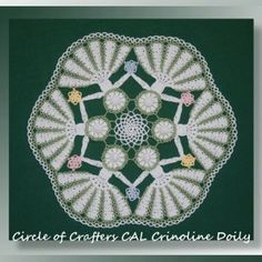 Circle of Crafters CAL Crinoline Doily