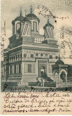 BU-F-01073-5-00268-1 Mănăstirea Curtea de Argeş, -1902 (niv.Document) Byzantine Art, Taj Mahal, Building, Travel, Photos, Buildings, Viajes, Traveling, Tourism