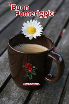 Buon Pomeriggio…caffè? – Musiclovesilence