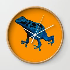 #bluefrog #frog #mandilynnart #society6 #mixedmedia #affinitydesigner #acrylic