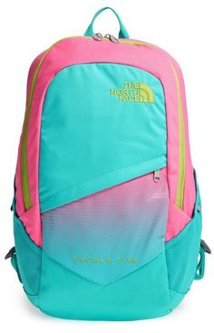 *$50* free shipping .....The North Face 'Double Time' Backpack (Kids)