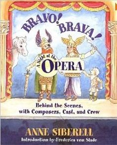 Download Bravo! Brava! A Night at the Opera: Behind the Scenes with Composers, Cast, and Crew ebook (pdf)