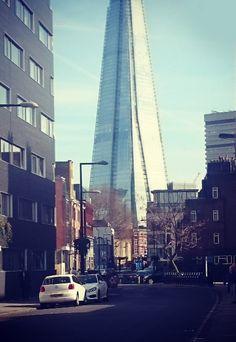 The Shard. London office
