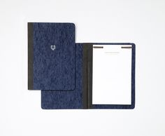 We recently had the opportunity to collaborate with our favorite cloud-based storage company, DropBox to create these custom notepad folios. This is one of our favorite products, and we were thrilled to be able to recreate it with a new spin. The covers are made of navy pressboard, and were screen printed with silver ink. Eachread more