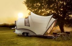 The Opera Camper, A Luxurious Private Suite On Wheels - Pursuitist