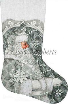 Cross Stitch Christmas Stockings, Cross Stitch Stocking, Xmas Cross Stitch, Xmas Stockings, Cross Stitch Kits, Christmas Cross, Cross Stitching, Cross Stitch Embroidery, Cross Stitch Patterns