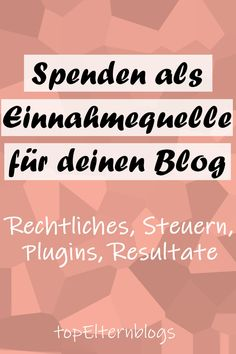 Nicht jedem Blogger steht der Sinn danach, mit dem Bloggen Geld zu verdienen. Wenn der eigene Blog ausschließlich der Selbstverwirklichung dient, hat das sogar Vorteile. Affiliate Marketing, E-mail Marketing, Starting A Business, Fundraising, Blogging, Eyeshadow, Branding, Social Media, Website