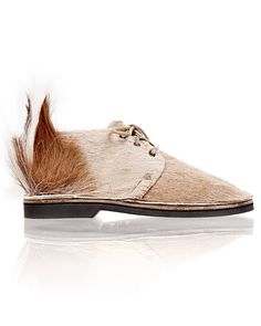 Womens brother vellies
