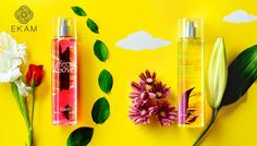 Now experience a soothing charm with these scented body mists, that scream of essence. Made with handpicked ingredients, we at Ekam believe in indulging in the best.