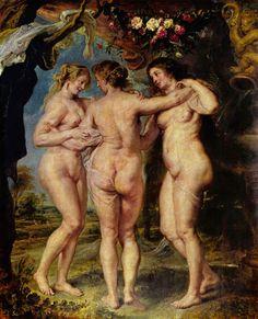 Rubens, Le tre Grazie