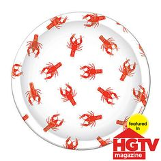 Crawfish Dinner Plates