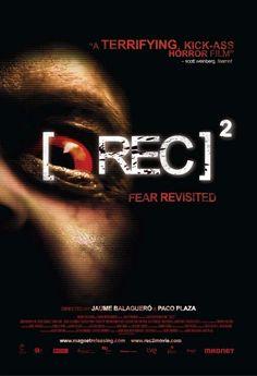 Rec 2 (2009) | Directed by: Jaume Balaguero, Paco Plaza | Starring: Oscar Sanchez Zafra, Jonathon Mellor, Ariel Casas, Pablo Rosso | #HorrorMovie #ZombieMovie #HorrorFilm
