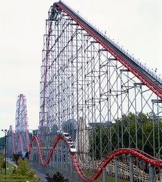 steel roller coasters are better than The steel vengeance roller coaster combines a steel running track on  the  record for being the tallest hybrid roller coaster at more than 200.