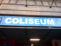 Coliseum - Barcelona Claudia Hoces 4t B