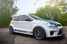 VW Polo WRC: