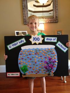 100 days of school.