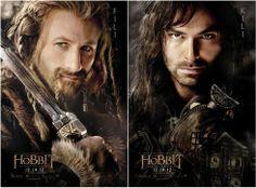 Fili e Kili al vostro servizio #LoHobbit #DesolazionediSmaug #TheHobbit #Hobbit