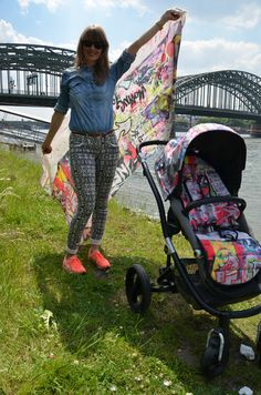 Britax affinity Jungle Boogie