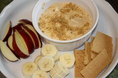 Pumpkin Dip-- simple and delicious, great for parties and celebrations.