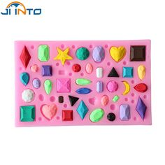Baby Shower Party 3D Silicone Fondant Mold For Cake Decorating-in Baking & Pastry Tools from Home & Garden on Aliexpress.com | Alibaba Group