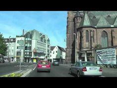 (23) Spaziergang durch die winterliche, verschneite Neu(Alt)-Stadt von Bad Kreuznach - YouTube Mall, Army Base, Alter, Youtube, Street View, World, Old Town, The World, Youtubers