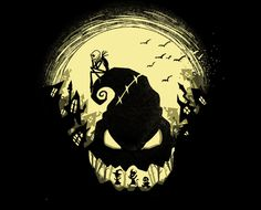 Nightmare Before Christmas - Glow in the Dark