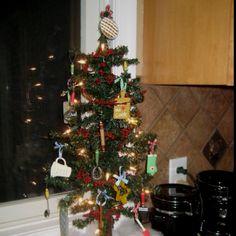 My Mini Xmas Tree - Kitchen