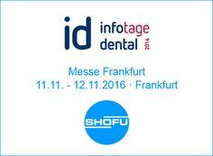 SHOFU Dental Blog: id infotage dental · Frankfurt