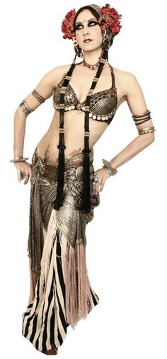 Rachel Brice.....American Tribal Belly Dance Goddess