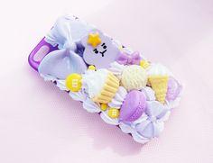 iPhone 5 - Lumpy Space Princess Kawaii Whipped Cream Decoden Case. £20.00, via Etsy.