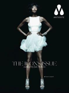 Antidote Magazine S/S'12 Covers.2