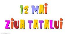 12 Mai Ziua Tatalui 12 Mai, Logos, Logo