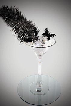cocktail centrepiece