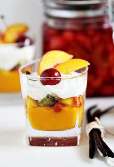 Tropical Fruit Verrines